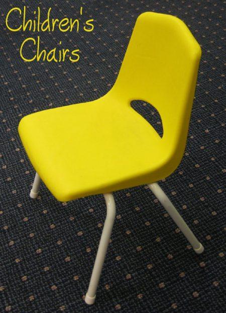 childrens chair