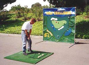 golf challenge carnival game